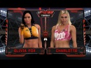 WFW Raw - Olivia Fox vs Charlotte [1/4 Final of 1st contender for The Women Championship]
