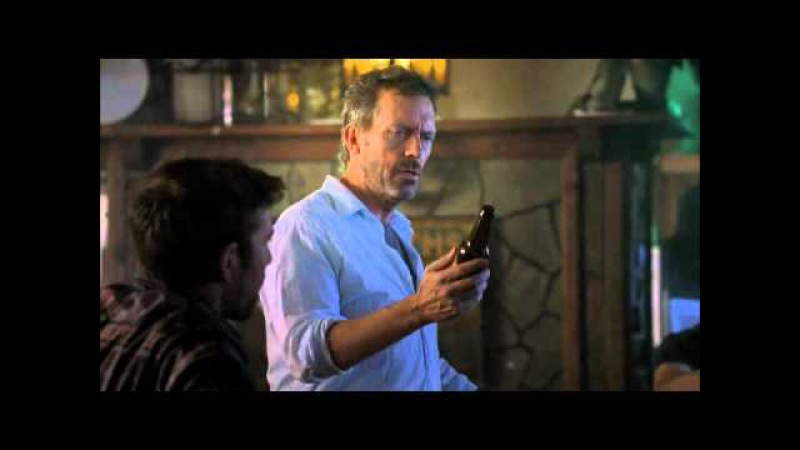House.M.D. почему люди пьют
