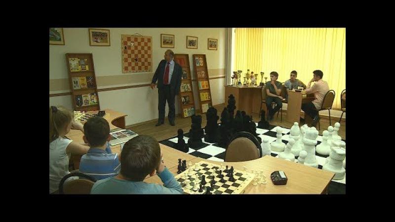 Чемпион мира Андрей Селиванов рассказал юным пензенцам как сделать шах в два хо