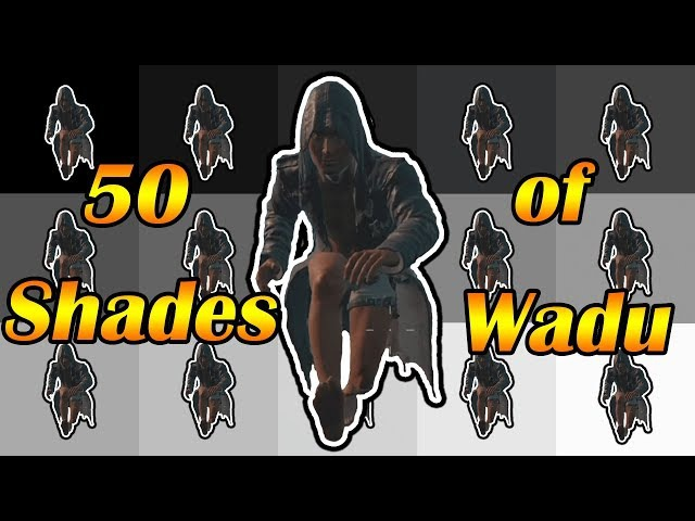 PUBG 50 Shades of Wadu Hek