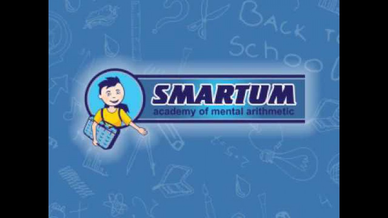 Ментальная арифметика SMARTUM, Влада, 7 лет, однозначные 15 примеров