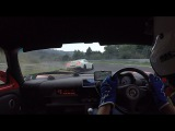 A fast lap at the Ring with my Exige and a dangerous Nissan GT-R driver !