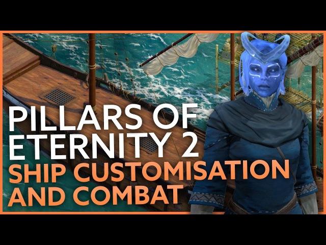 В Obsidian рассказали о морских боях Pillars of Eternity II