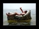 GamachOk на море Самый удобный надувной шезлонг для отдыха на море.