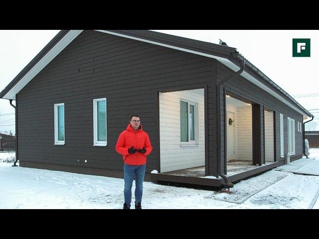 Нестандартный подход к инженерке в доме по Финскому проекту FORUMHOUSE
