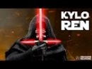 Hot Toys KYLO REN Star Wars The Force Awakens Review BR / DiegoHDM