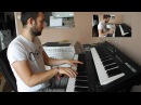Coolio Gangsta's Paradise on piano by Nagy Bálint