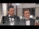 James Franco Dishes on Dinner With 2018 Globes Nominees E Live from the Red Carpet