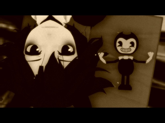 BATIM Animation ♦ Can't Be Erased ♦ MMD