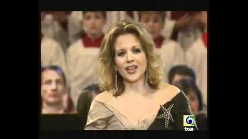 Renee Fleming sings Panis Angelicus by Cesar Franck.