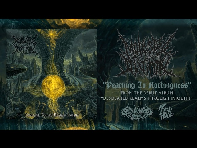 MOLESTED DIVINITY - YEARNING TO NOTHINGNESS [SINGLE] (2018) SW EXCLUSIVE