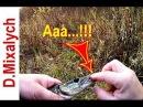 Меня укусила щука Тестирую самодельный воблер Рыбалка китайскими воблерами