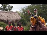 La Danse Zaouli - The Zaouli Dance - Voyage en C