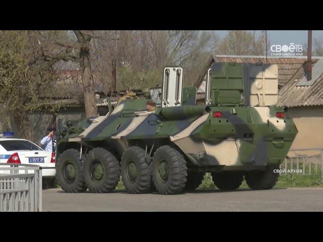 Суд вынес приговор причастным к вооруженному нападению в Новоселицком
