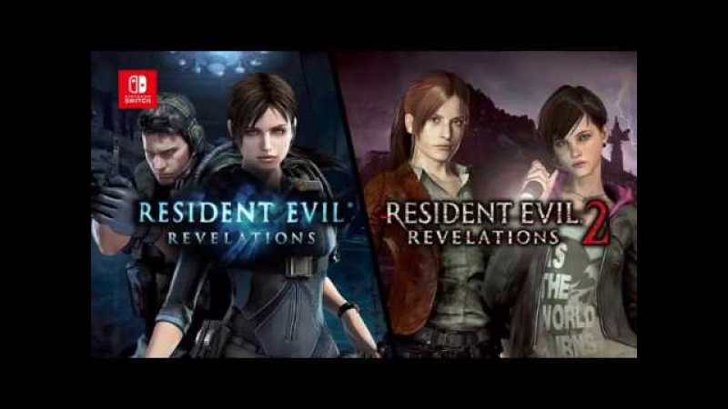 Resident Evil Revelations 1 2 - Nintendo Switch Features Trailer