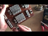 How to repair faders on a vintage synthesizer