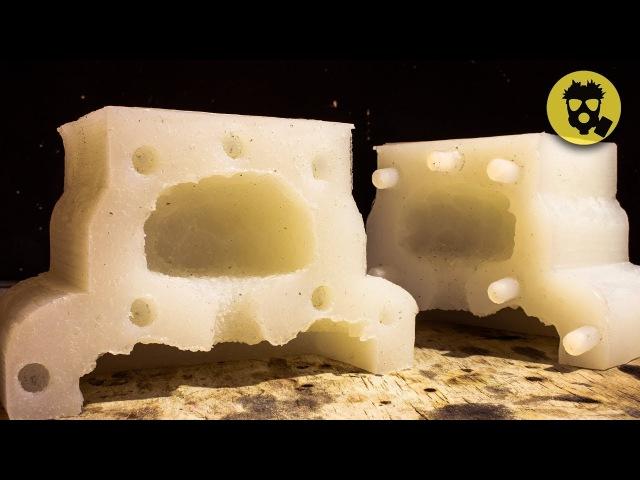 🔥 Разборная форма из силикона для литья своими руками