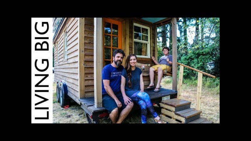 Life In The World's Most Traveled Tiny House