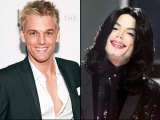 Aaron Carter on Michael Jackson 'Passing Him the Torch' - YouTube