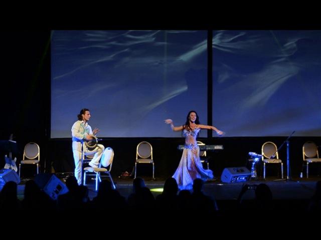 FEIDAC 2016 - YULIANNA VORONINA ARTEM UZUNOV