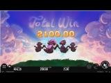 Бонусная игра слот Pink Elefants