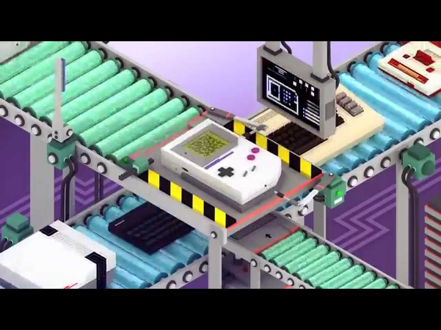 Europe in 8 Bits Official Trailer