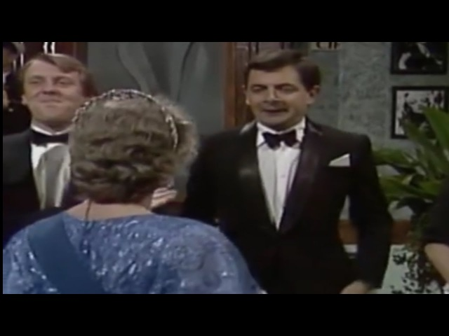 Meeting Royalty | Funny Clip | Mr. Bean Official