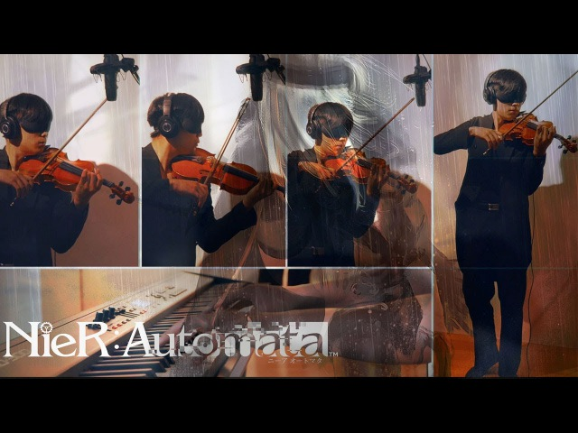 SLSMusic|尼爾:自動人形|Weight of the World / NieR: Automata - Violin Piano Cover