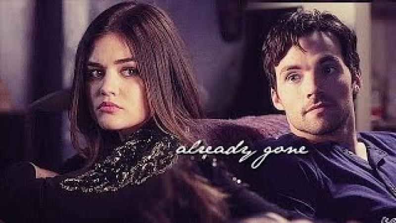 Aria and ezra | already gone