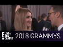 Julia Michaels Dishes on Pink Being Her Idol E! Live from the Red Carpet