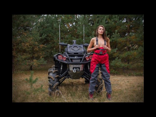 Самое Лучшее видео про Квадроциклы ! От NW ATV, Russia-Estonia, этой осенью!