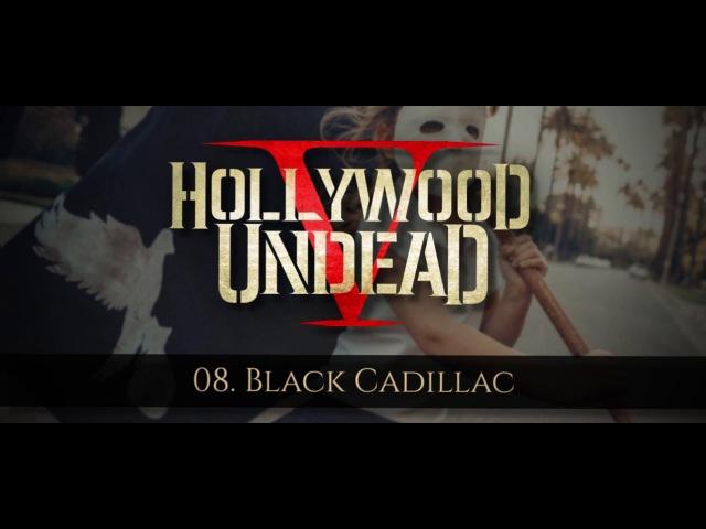 Hollywood Undead - Black Cadillac (feat. B-Real) [w/Lyrics]
