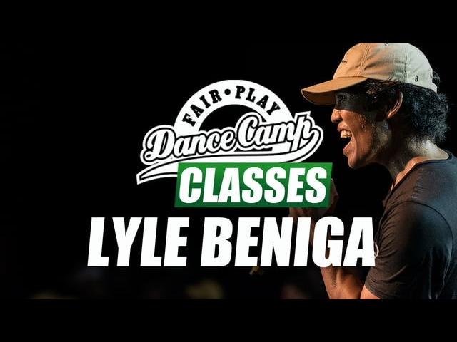 ★ Lyle Beniga ★ 4Ever ★ Fair Play Dance Camp 2017 ★