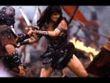 Unforgettable Xena Warrior Princess  Music Video  Legendary Lucy Lawless