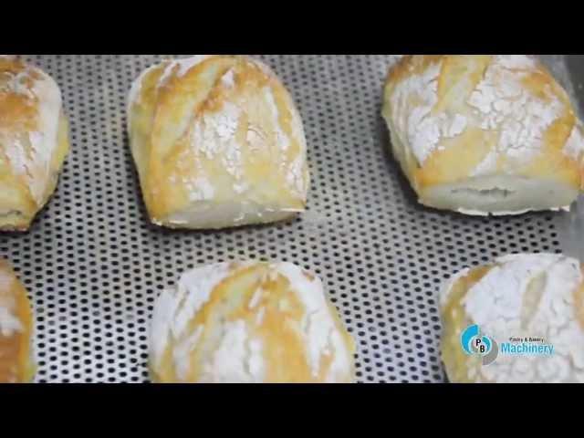 Pan Artesanal con levain Artisan Bread with levain