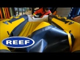 Лодка ПВХ Риф Reef Тритон 370 Skat Скат (НОВИНКА 2018!)