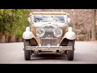 Minerva AL Three Position Cabriolet by Vanden Plas '1930