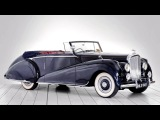 Bentley R Type Drophead Coupe by Park Ward '1953