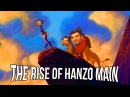 Lion king The Rise of Hanzo Main Overwatch Memes