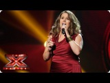 Sam Bailey sings Make You Feel My Love by Adele - Live Week 2 - The X Factor 2013