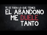 La Estrategia - Cali & El Dandee    Lyrics Video