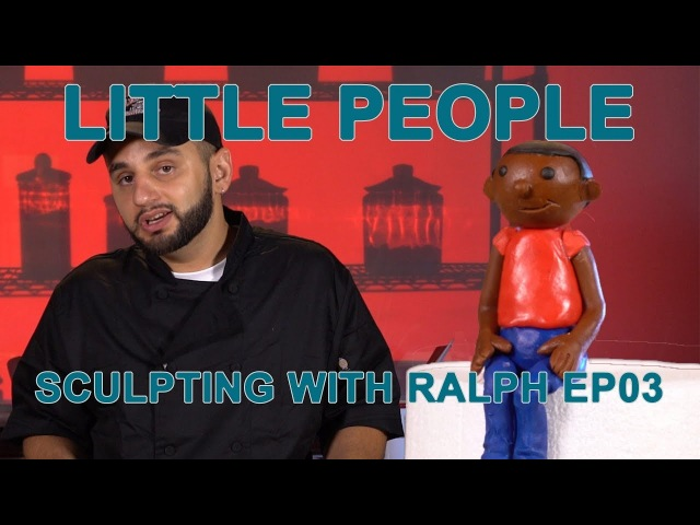 How to Sculpt People with Modeling Chocolate | Sculpting w. Ralph Ep03