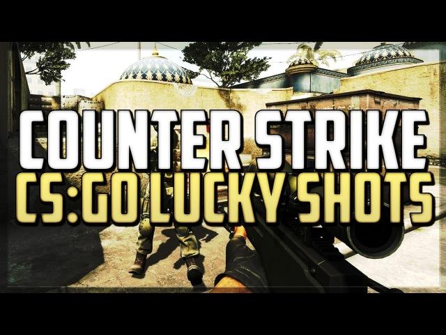 |CS:GO| LUCKY SHOTS 3