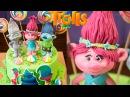 Торт ТРОЛЛИ Фигурка Принцессы Розочки Troll cake Princess Figurine Roses Я ТОРТодел