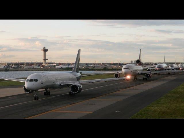 Нью Йорк. Аэропорт Кеннеди. Терминал1.