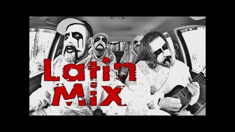Uratsakidogi - Гитары Чёрных Металлистов (latin-mix)