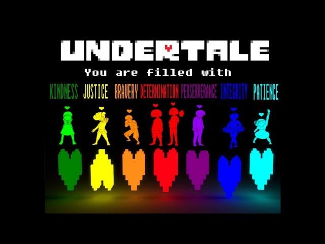 Soundtrack shower of Undertale/Саундтреки душ из Андертейл(Instrumental Mix)