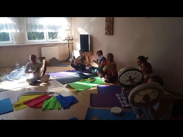 Школа этнической музыки Звуки Солнца. 2 ступень обучения
