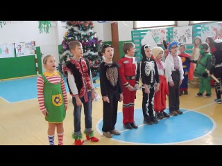 4 клас - Зимонька-зима (27.12.2017 р.)