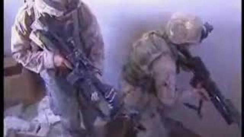 Уличные бои в Ираке, корпус морпехов США